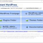 Instant WordPressのデフォルトブラウザ変更でプロセスが残る